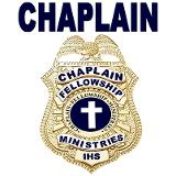 Chaplain badge