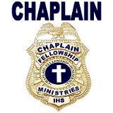Chaplain badge