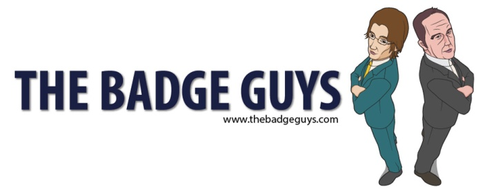 First Posted on TheBadgeGuys