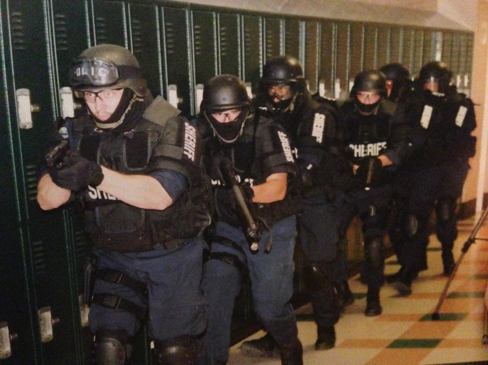 SWAT Training 3
