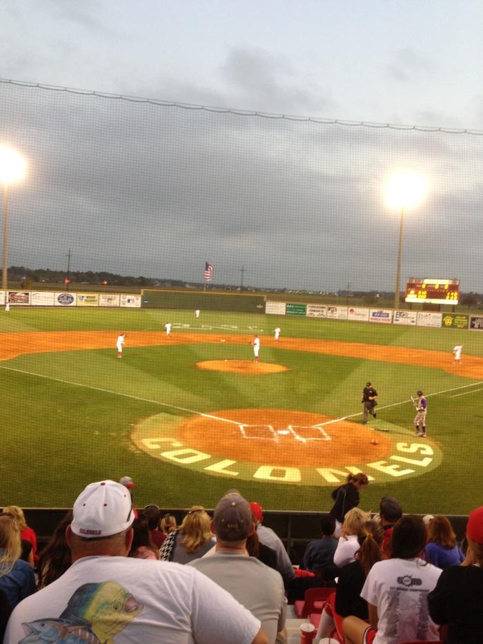 Nicholls State University Baseball
