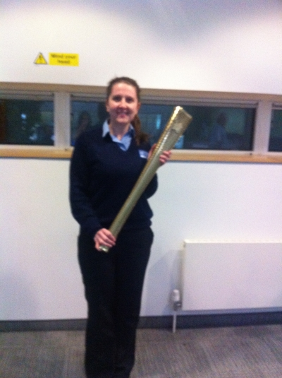 UK Katie - torch
