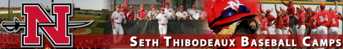 Coach Seth Thibodeaux Baseball Camp