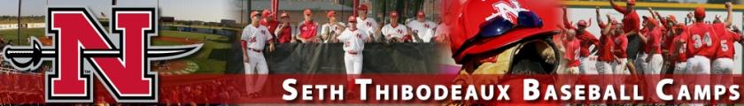Coach Seth Thibodeaux Baseball Camp