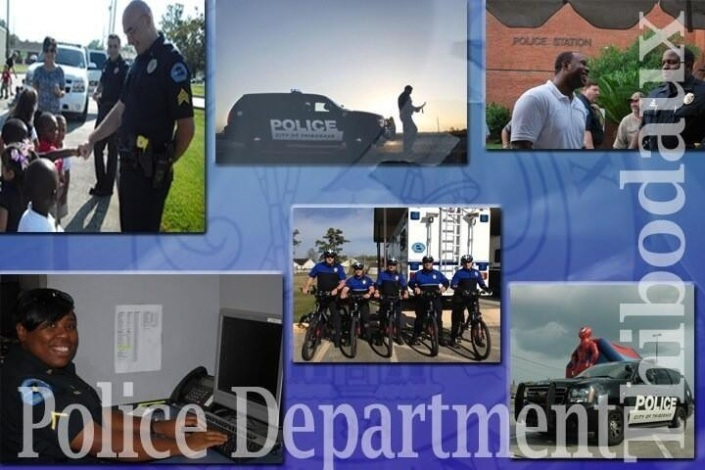This is your Thibodaux Police Department