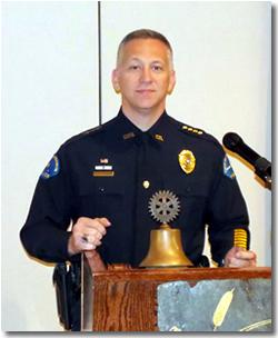 Chief at Rotary