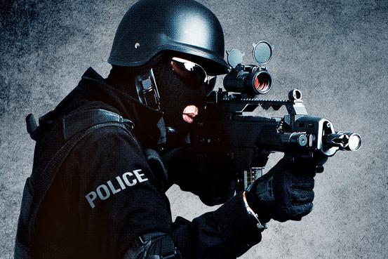SWAT Officer