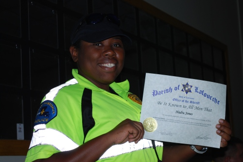 Extra effort pays off for officers and community