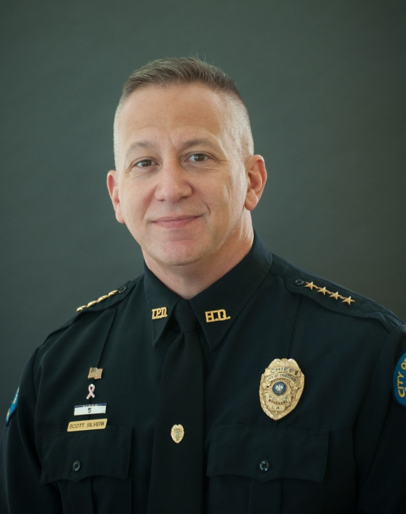 Chief Scott Silverii, PhD