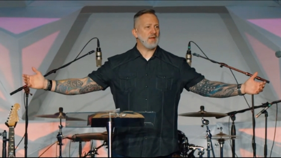 Pastor Scott Silverii, PhD